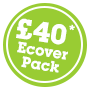 a free ecover pack worth £40
