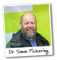 Dr Simon Pickering