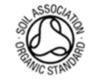 the soil association logo.