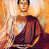 a picture of a buddhist.