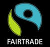 Fairtrade logo.