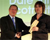 Dale receives green energy award from Al Gore