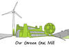 Our green gas illustration.