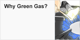 Why Green Gas?