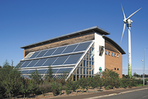 The Green Britain Centre, formerly the Eco Tech Centre