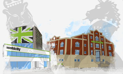 Our Ecotricity Offices